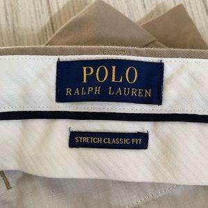Polo Ralph Lauren Stretch classic fit khakis